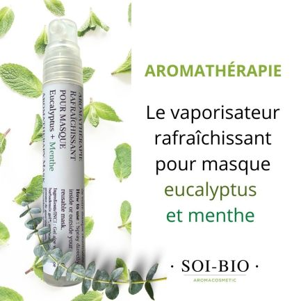 Eucalyptus and Mint face Mask Refreshing Spray