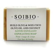 Olive Oil and Coconut Exfoliating Soap